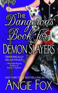 Dangerous Book For Demon Hunters